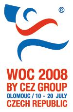 WOC2008 logo